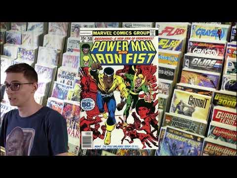'The Hitchhikers Guide to Comic Books' - Hopwood Hall Media
