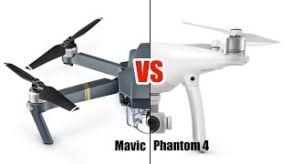 DJI Mavic Pro VS Phantom 4 video quality Comparison 4K - Helipal com