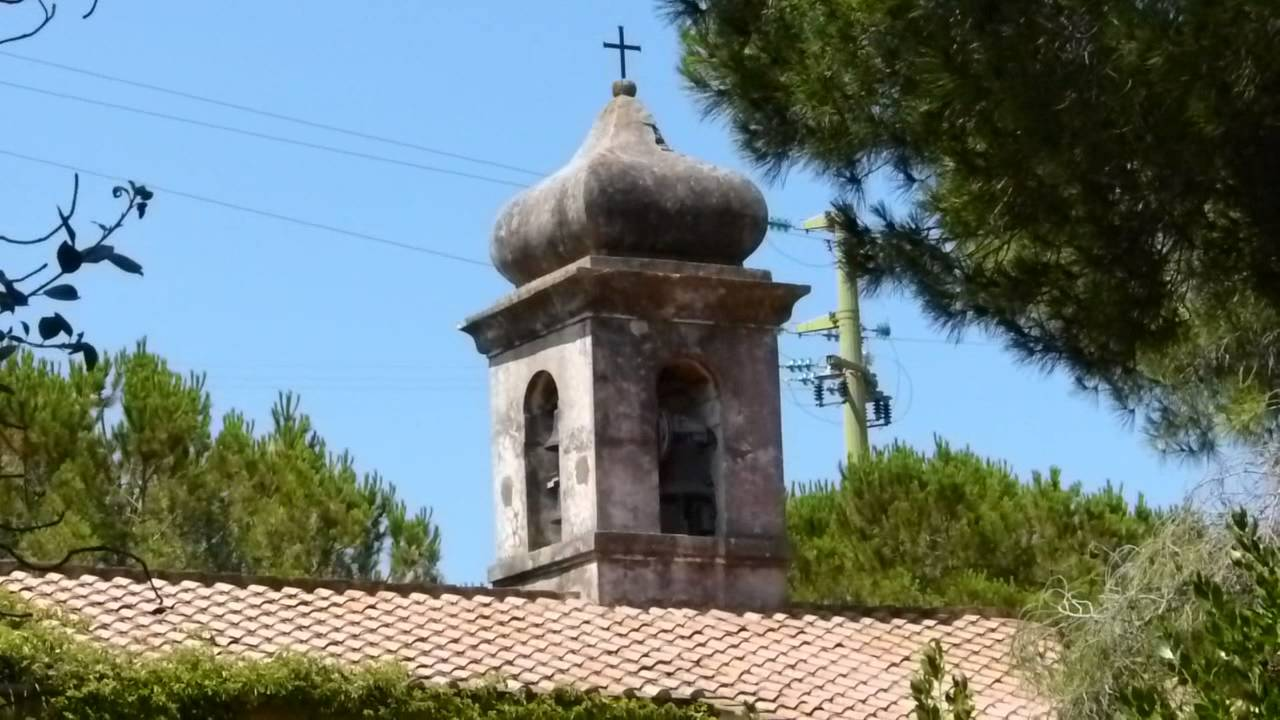 Swinging Church Bells : Church bell music madonna delle grazie on elba youtube