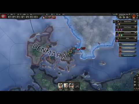 Hearts of Iron IV -- Germany (Ep. 11) : Suriname