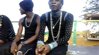 Problem Squad Dancer Ft Black Dice 2014 Busy Signal- Step Out