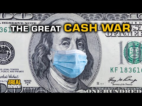 Who's Fighting The War Against Cash?