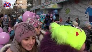 В Макеевке открылся новый магазин Геркулес-MOLOKO