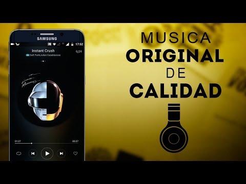 🎧 Como Descarga Musica Original Gratis en Calidad HQ 320 Kbps Android 🎧