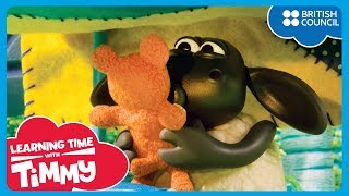 Ada apa di dalam tenda? [What's in the Tent?] | Learning Time With Timmy