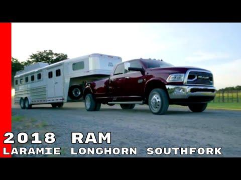 2018 Ram Laramie Longhorn Southfork Truck