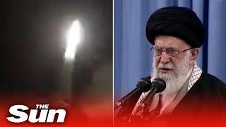 'Slap in the face for US' - Iran Supreme Leader Ayatollah Ali Khamenei on missile strike