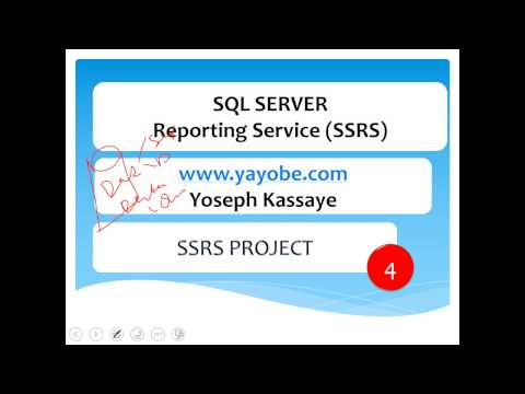 SSRS in Amharic Part 4- SSRS Report using Projects - PakVim