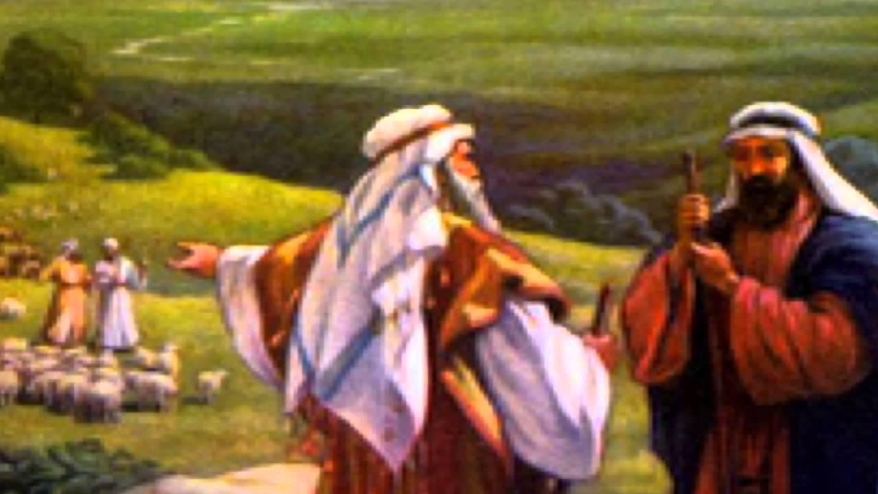 La Biblia EPISODIO 16 Abram y Lot se separan - YouTube