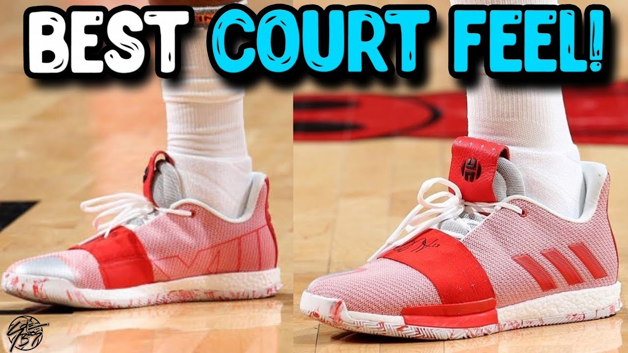 35437f9324c0 Top 5 Basketball Shoes with the Best COURT FEEL! - YouTube