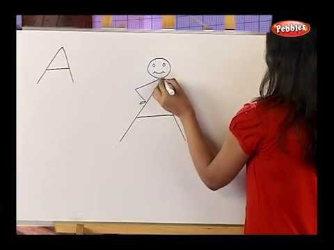 How To Draw With Alphabet Fun With Alphabets Drawing For Kids