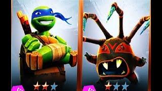 Черепашки ниндзя ЛегендыTMNT Legends #3 Мульт игра для детей #Мобильные игры