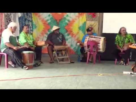 RUTU! Drum Masters of the Cook Islands.