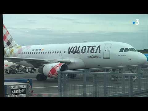 Volotea : galère à l'aéroport de Nantes ( août 2018)
