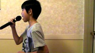 ☆ONE OK ROCK『内秘心書』-Cover by 12 year old HIRO