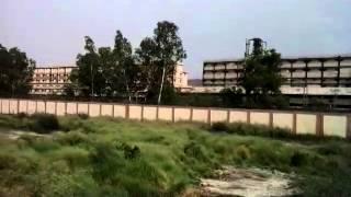 Katni WDM-3A 15160 Sarnath Express crossing IFFCO Phulpur, Allahabad..!!