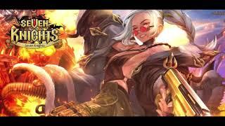 Seven Knights - BGM Dark Knights COLT (Music Theme Title Screen) 🎶🎵