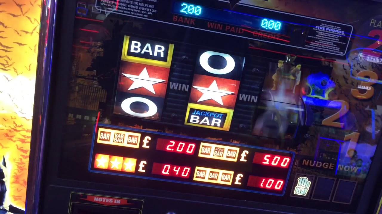 Spielautomaten gesetz 2020