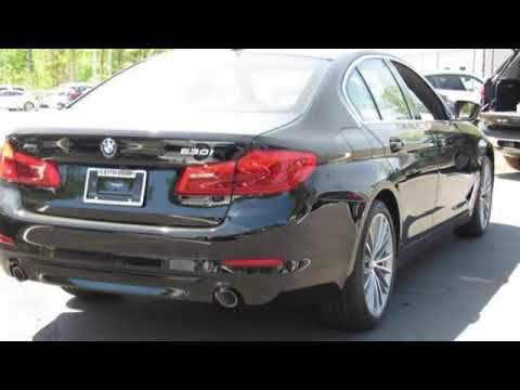 New 2019 BMW 5 Series Raleigh For-Sale, NC #W908314