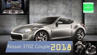 2018 Nissan 370Z Couple, Winner 10 Award's Best Engine