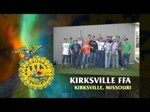 FFA Chapter Tribute - Kirksville FFA; Kirksville, Missouri