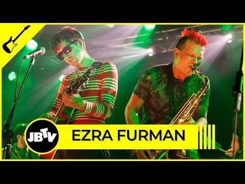 Ezra Furman - Wobbly   Live @ JBTV