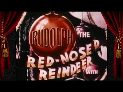 Rudolph The Red Nosed Reindeer - Holiday Classic From 1948