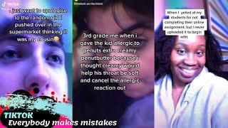 The funniest dark humour TikTok trend - Everybody makes mistakes