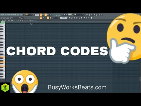 Chord Codes - The Secret to Getting Started with Music Theory Immediately
