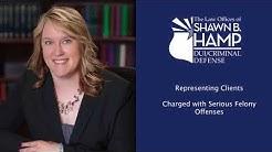 Arizona Criminal Trial Attorney - Virginia Crews