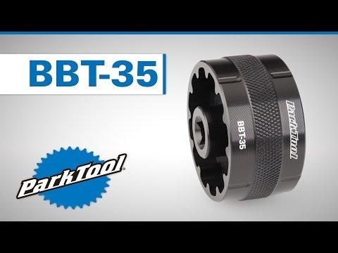 Park Tool BBT-35 Double Sided Bottom Bracket Tool