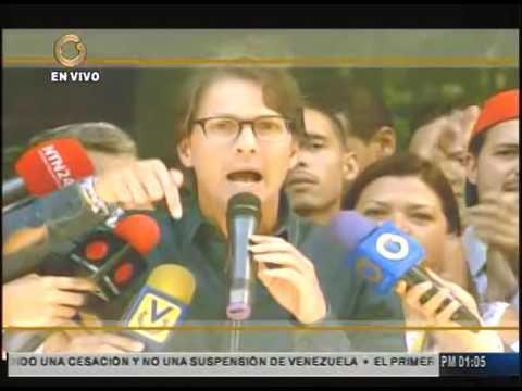 Vladimir Villegas: Venezuela no tiene solución sin diálogo