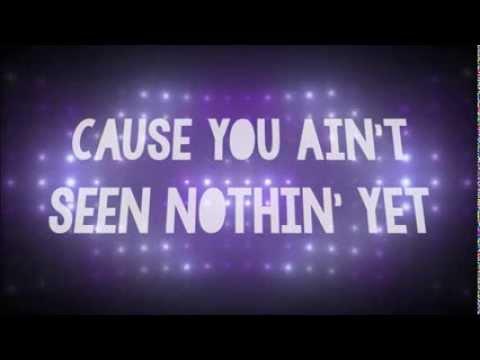 Avril Lavigne - You Ain't Seen Nothin' Yet (Lyrics)
