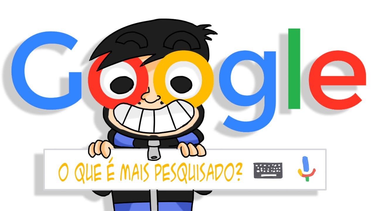 O que mais pesquisado no google youtube for O que e portador