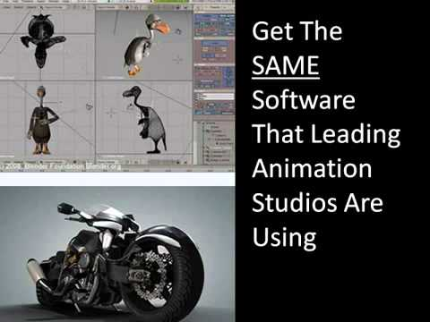 How to make 3D animation software. BEWARE OF ILLUSION MAGE SCAM!!!