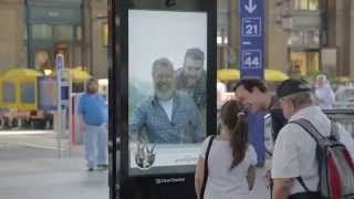 Switzerland Tourism Video Marketing Ad(A well-executed marketing approach to tourism advertising. Do you think it's genuinely shot on site in real-time? AdWeek doesn't; read their thoughts on the ..., 2015-07-19T04:26:01.000Z)