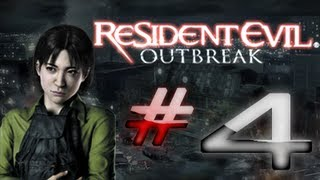 Resident Evil Outbreak Detonado (Walkthrough) Parte 4 HD