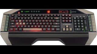 Обзор Игровой клавиатуры MAD CATZ v7