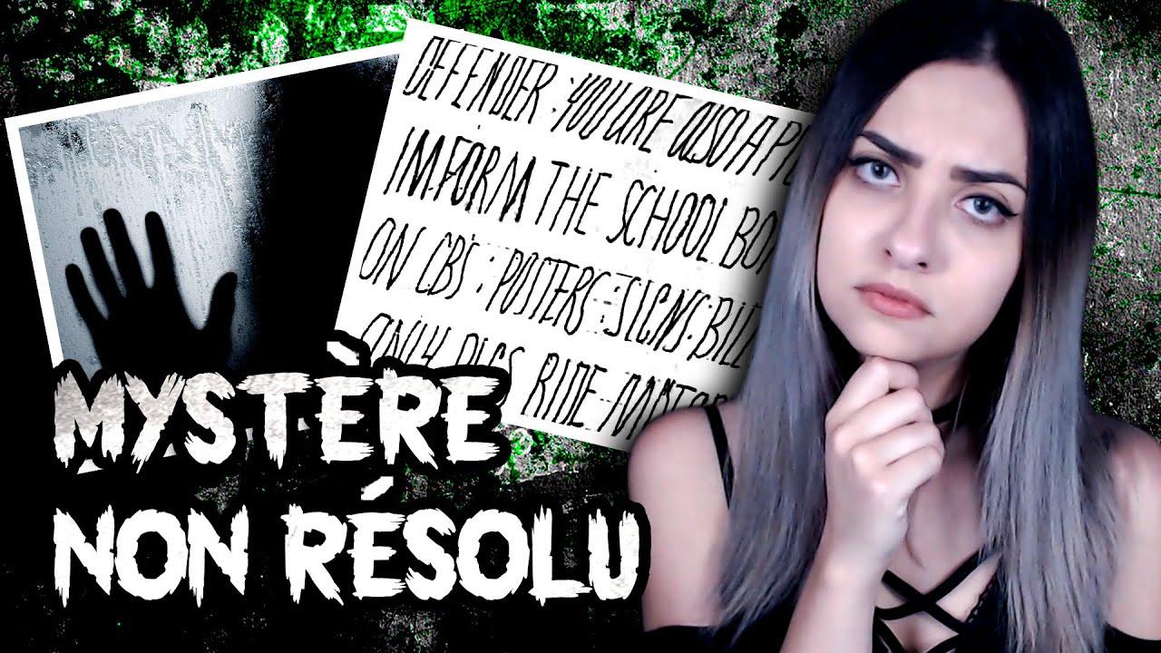 Un mystère TERRIFIANT - Les lettres de Circleville...