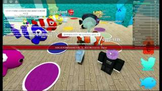 We are at sea!! - ROBLOX: Fish Simulator Part 1 Killer989