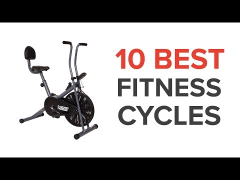 10 Best Fitness Cycles In India With Price