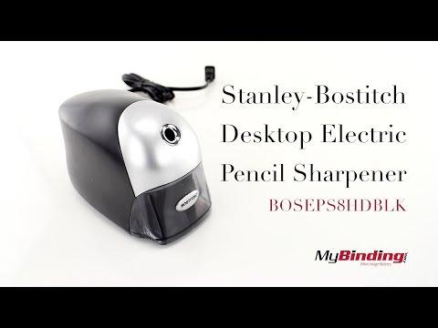 Stanley-Bostitch Desktop Electric Pencil Sharpener