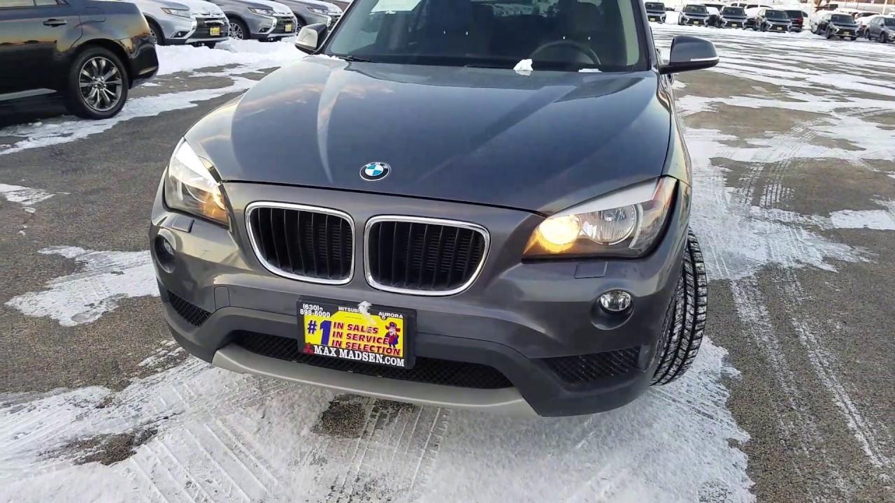2013 BMW X1 In Aurora IL, Max Madsen Aurora Mitsubishi