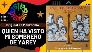QUIEN HA VISTO POR AHI MI SOMBRERO DE YAREY por ORQUESTA ORIGINAL DE MANZANILLO - Salsa Premium