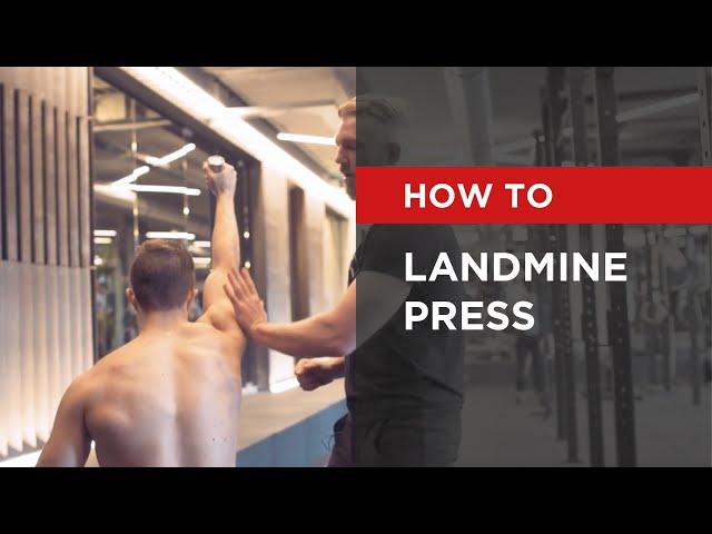 HOW TO: Landmine Press