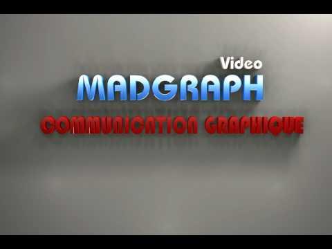 MadGraph.net - Communication Graphique