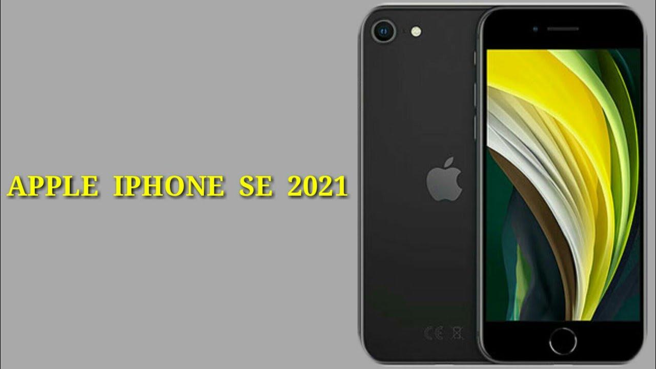 Apple IPhone SE 2021, 4.7 inches, 12 MP, 7 MP, 3GB, 128GB ...