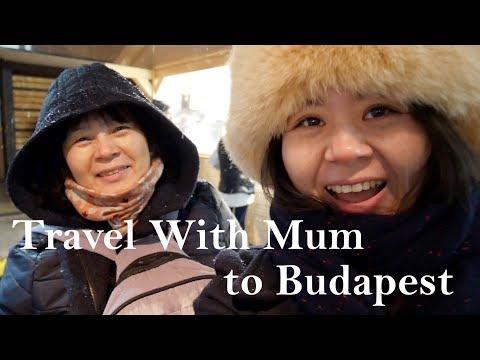 #5 Travel with Mum to Hungary Budapest Christmas Market | 和媽媽一起去匈牙利-布達佩斯 聖誕市集