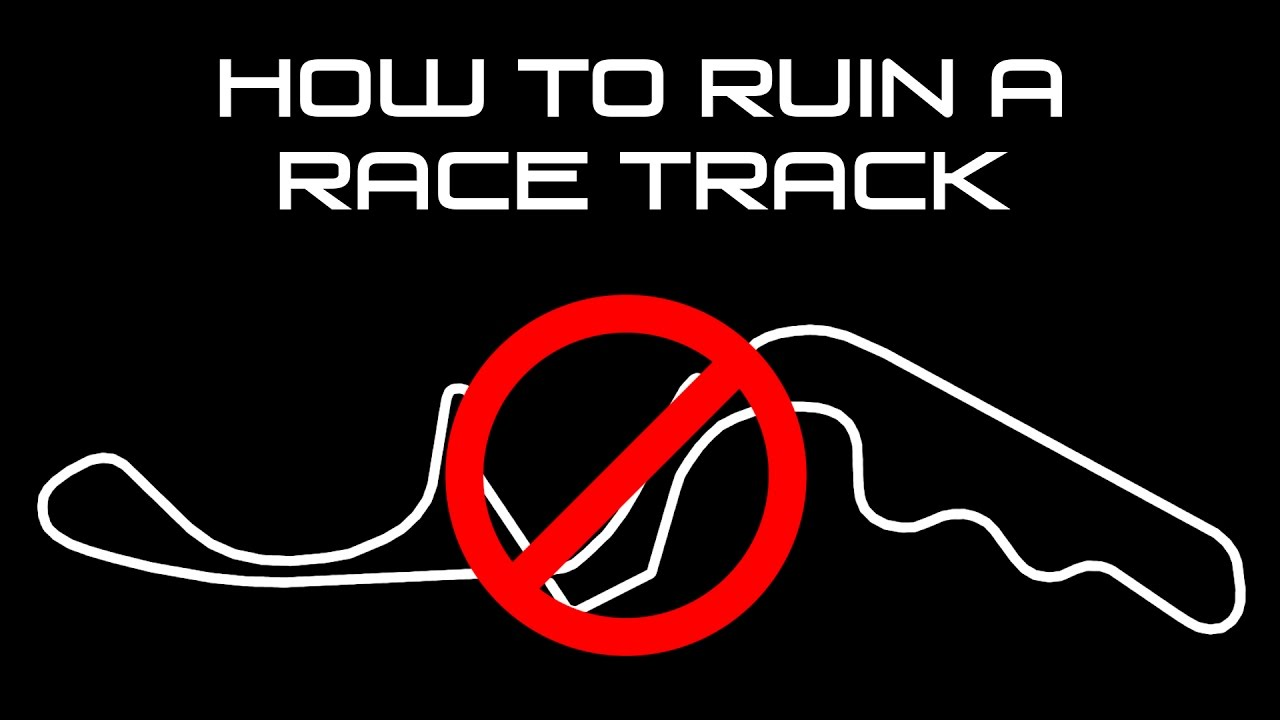 How To Ruin A Race Track - Suzuka Circuit
