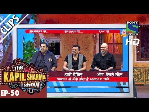 Big debate with Shankar-Ehsaan-Loy -The Kapil Sharma Show-Ep.50-9th Oct 2016